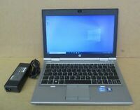 "HP Elitebook 2570p 12.5"" HD i5-3230M 2.6Ghz 4GB Ram 320GB HDD Win10 Pro Laptop"