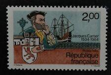 Timbre France. n°2307. Jacques Cartier.