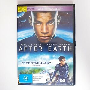 After Earth DVD Region 4 PAL Free Postage - Scifi Action