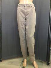 Bonita Jeans Gr 42 Hellbraun Taschen Strass bestickt Stretch Denim 1A Zustand
