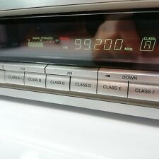 Onkyo Integra T 4850 HIGH END Quarz Synthesized FM Stereo AM Tuner