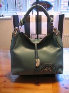 Anya Hindmarch Elrod Pechary Leather Shoulder Bag