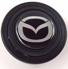 Mazda steering wheel horn push button. Fits Momo, Sparco OMP Italvolanti Nardi