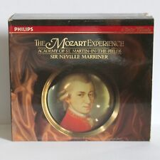 THE MOZART EXPERIENCE – Sir Neville Marriner – 5CD - Philips 1989 – 426 204-2