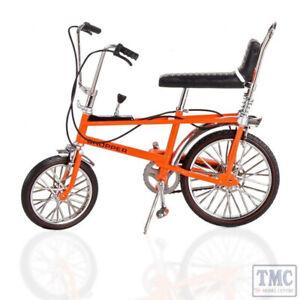 TW416000 ToyWay 1/12th Scale ChopperBike Orange