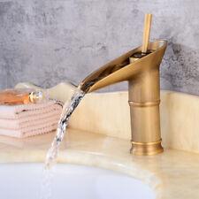 Retro Vintage Einhebel Wasserhahn Waschbecken Mischbatterie Küche bad Armatur