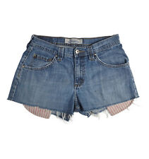 Authentic Vintage Indigo Denim Wrangler Shorts, Waist Size 29, US- M