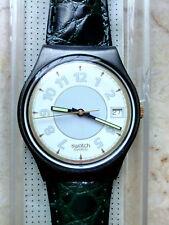"""orologio swatch STANDARD GENT modello """"GEORGE""""GX 409 anno 1992 usato"""