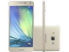 """5.5"""" Samsung Galaxy A7 SM-A7000 Dual SIM 16GB 13MP GSM Unlocked Smartphone Gold"""