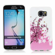 Housses et coques anti-chocs roses Samsung Galaxy S6 pour téléphone mobile et assistant personnel (PDA)