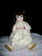VINTAGE JDK GERMANY GERMAN DOLL TODDLER GOOGLY GLASS EYES JOINTED 221 L@@K