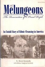 MELUNGEONS southern appalachians history united states american pioneers