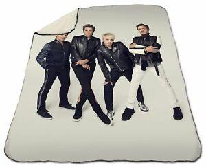 Duran Duran Blanket Winter 150 x 200 cm Queen Size NEW Fleece Christmas Warm