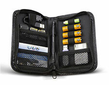 Digital Photographer Universal Memory Card & Accessory Storage Case Wallet
