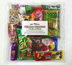 Mexican Snack Pack