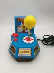 Namco Ms. Pac-Man Plug n Play TV Video Games 5 in 1 Jakks Pacific 2004