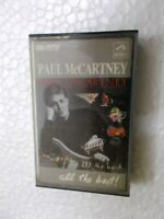 PAUL MCCARTNEY  ALL THE BEST   RARE orig CASSETTE TAPE INDIA indian