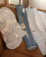 American eagle skinny jeans size 12 & 14