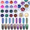 Chameleon Mirror Nail Glitter Powder Gorgeous Nails Pigment Chrome Glitter Tips