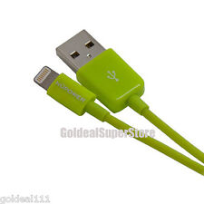 Nupower Lightning to USB Sync Charger Cable for Apple iPhones, iPads & iPods
