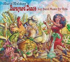 Barnyard Dance: Jug Band Music for Kids [Digipak] by Maria Muldaur (CD,...