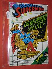 SUPERMAN SELEZIONE-ALBI CENISIO  N°106-DEL1982+ENTRA HO DISPONIBILI-ALTRI NUMERI