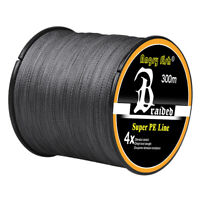 328/547/1093Yds Super Strong Braided Spool Fishing Lines 4 & 8 Strands 12-100Lbs