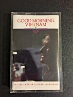 Good Morning Vietnam Original Motion Picture Soundtrack Cassette Tape