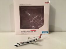 herpa wings 1:500 British Airways Embraer ERJ-145 509848