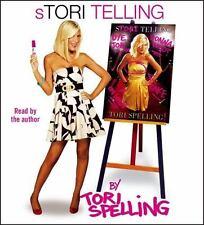 sTORI Telling Spelling, Tori Audio CD Used - Very Good