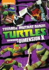 Teenage Mutant Ninja Turtles Showdown in Dimension X R1 DVD