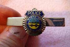 State of Ohio Police Department Tie Clip