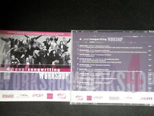 4. pop songwriting workshop/Heli Deinboeck, Klaus Waldeck uvm. 10 Track/CD