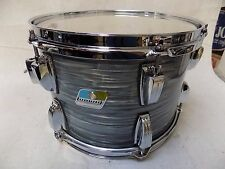 "BRAND NEW Ludwig Classic Maple 8"" x 12"" Tom (Vintage Blue Oyster)"