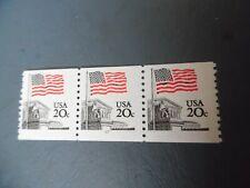 New ListingUnited States Stamps-1895a-color in flag is wrong-plate #10 mnh/og-error