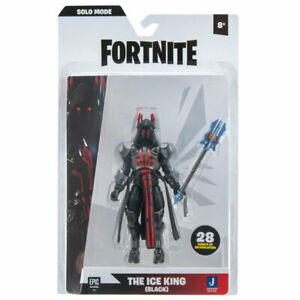 Fortnite Solo Mode 4-inch Core Figure Pack - The Ice King (Black) BRAND NEW