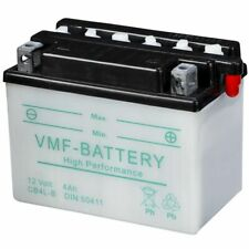 VMF Powersport Battery 12 V 4 Ah CB4L-B Long-lasting Workhorse Motorcycle