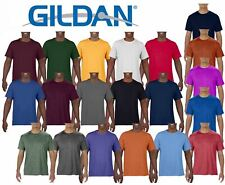 New GILDAN Mens Sports Core Cool Breathable Performance T Shirt 10 Colours S-3XL