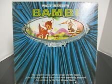 Walt Disney Presents Bambi Album, 1962