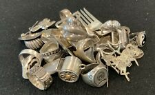 Scrap (or Not) Sterling Silver (Some Piece Wearable). 233 GRAMS
