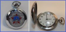 Russian mechanical pocket watch Molnija~The Perfect Gift #152192