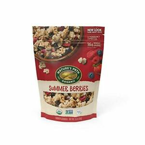 Nature's Path summer berries , Healthy, Organic & Gluten Free,... from Japan