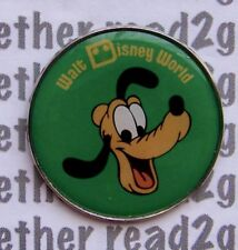 Disney Pin WDW Florida Project Mystery Collection Character Buttons Pluto