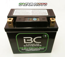 MOTORCYCLE BATTERY LITHIUM VESPA	S 50 4V 4T SPORT	2012	2013 BCB9-FP-WI