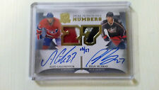 2013-14 The CUP GALCHENYUK/MURRAY Dual Honorable Numbers 5BRK Patch Auto 8/27