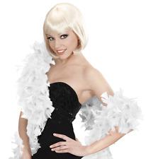 Fidella boa de plumes blanc neuf - Accessoire carnaval