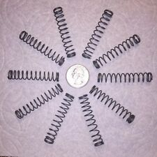 10 Pcs Small Compression Springs  2 in. (50 mm) Long x 3/8 in. (10 mm) OD