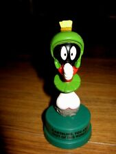 Vintage Marvin The Martian Pvc figure Statue Warner Brothers Looney Tunes Toons