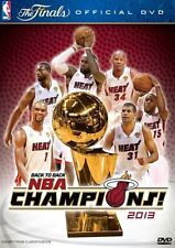 NBA - Miami Heat 2013 Champions (DVD, 2013) - Region 4