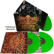 Shpongle - Codex VI (6) Limited Edition Green Vinyl LP Twisted Records Psybient